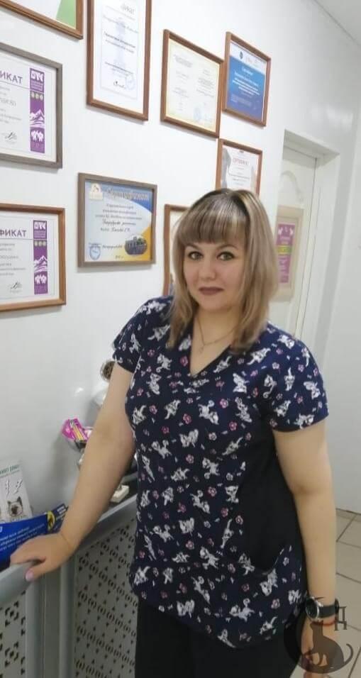 Вороньжева Дарья Вячеславовна