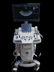 GE Vivid T8 — один из самых современных УЗИ-аппаратов