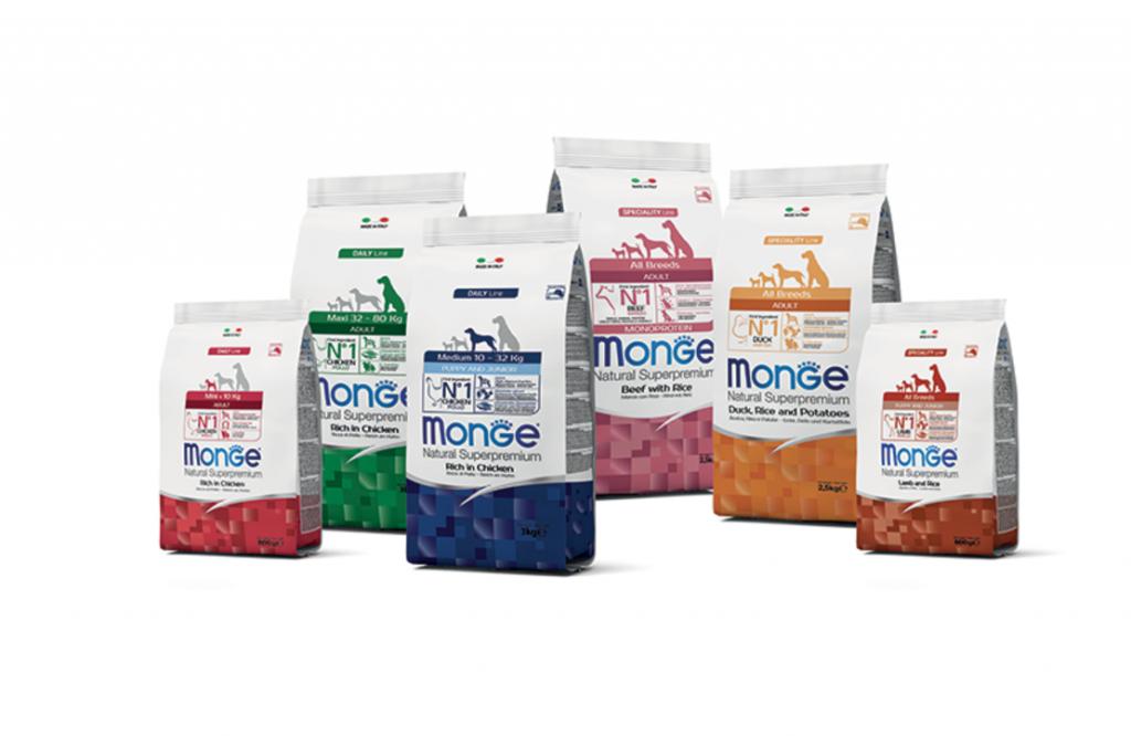Лечебные и диетические корма MONGE (МОНЖ) VETSOLUTION по самой низкой цене