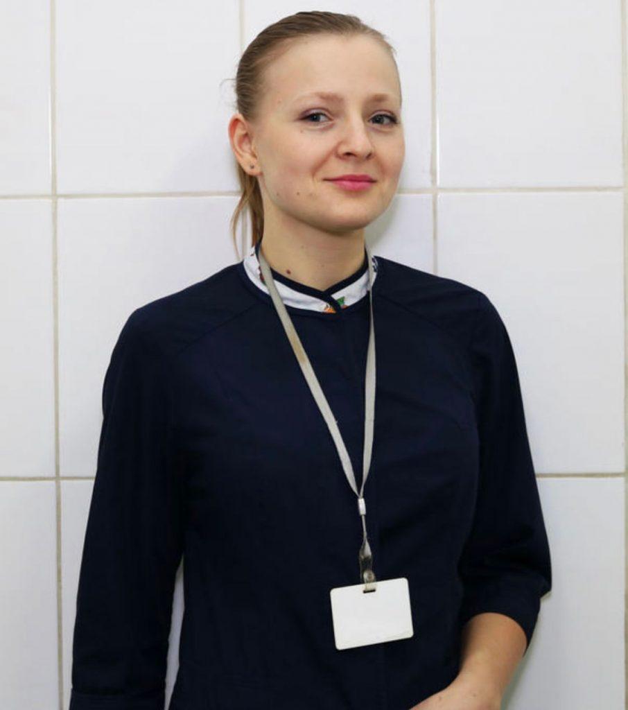 Шморина Олеся Николаевна